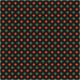 Retro struttura senza cuciture moderna Pattern_016 del fondo di Argyle Color Fabric Tiles Vector illustrazione di stock