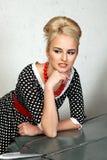 retro styl Fotografia Royalty Free