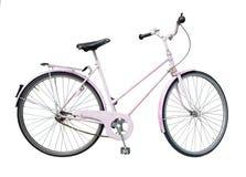 Retro Style Bicycle Stock Photography
