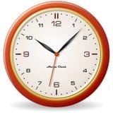 Retro Style Clock Royalty Free Stock Photos