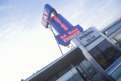 Retro-style diner Stock Images