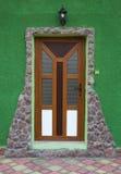 Retro style door royalty free stock photography