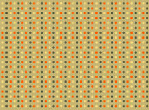 Retro style. Fashion retro style background with dots Stock Photos