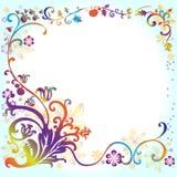 Retro style frame Royalty Free Stock Image