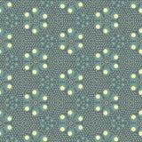 Retro style geometric seamless pattern. Background vector Royalty Free Stock Photos