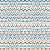 Retro style geometric seamless pattern Stock Images