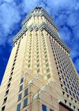 Retro Style High-rise Royalty Free Stock Photography