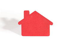 Retro style home icon Stock Photo