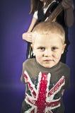 Retro brit pop Royalty Free Stock Images