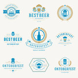 Retro style labels, badges and logos set Royalty Free Stock Photo