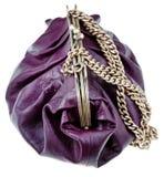Retro style leather bag Royalty Free Stock Image