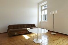 Retro style living-room Stock Image