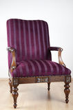 Retro style old armchair Stock Photo