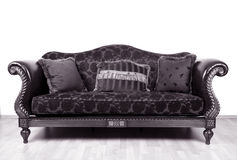Retro style old sofa Royalty Free Stock Image