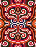 Retro style pattern Royalty Free Stock Photo
