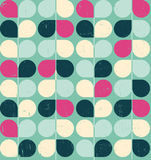 Retro style  pattern Royalty Free Stock Photography