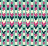 Retro style  pattern Royalty Free Stock Photo