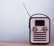 Retro Style Radio Royalty Free Stock Images