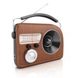 Retro style radio Royalty Free Stock Photo