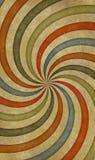 Retro style sunburst grungy paper. Grunge paper background with sunburst Stock Images
