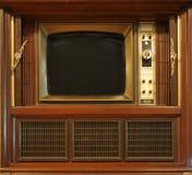 Retro Style Television Set Stock Images