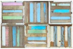 Retro style wooden Stock Photos