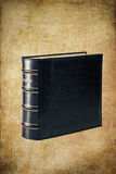 Retro-styled big album. Folio Stock Photography