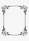 Retro-styled frame. Stock Photos