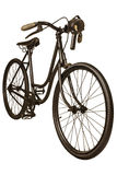 Retro styled image of a nineteenth century bicycle Stock Photo