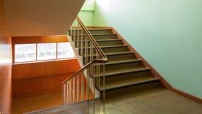 Retro stylowy schody Zdjęcia Stock