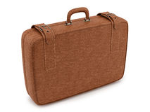 Retro suitcase Royalty Free Stock Photo