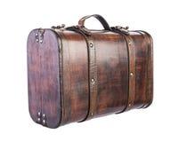Retro suitcase Royalty Free Stock Photos