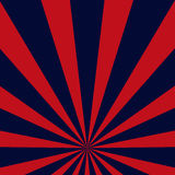 Retro sunburst style abstract background. Retro dark blue and red sunburst style abstract background Royalty Free Stock Photo
