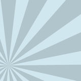 Retro sunburst style abstract background. Retro dark and light blue sunburst style abstract background Stock Photography