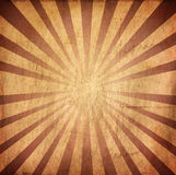 Retro sunburst stylu grunge tło Obrazy Stock
