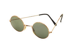 Retro sunglasses Royalty Free Stock Photos