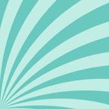 Retro sunlight background. turquoise spiral color burst background. Vector illustration. vector illustration