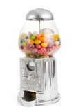 Retro sweet vending machine Stock Images