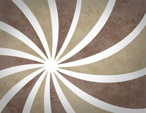 Retro Swirl Background Stock Photo