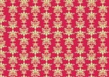 Retro Swirl Pattern