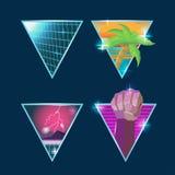 Retro Symbol Logo Graphic Style Vector Stock Photography