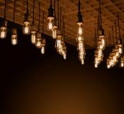 retro tło lampa obraz stock