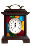 Retro table clock Royalty Free Stock Photo