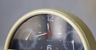 Retro  table clock Stock Images
