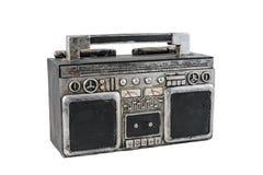 A retro tape recorder Stock Image