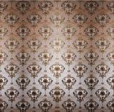 retro tappningwallpaper Royaltyfri Fotografi
