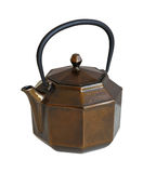 retro teapot Obrazy Stock