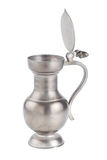 Retro teapot or coffee pot, jug isolated Royalty Free Stock Image