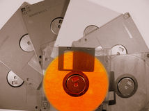 Retro-Tecnología Imagenes de archivo