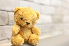Retro Teddy Bear toy Stock Photography